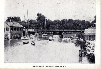 Aberdeen Bridge, Lakeshore Road
