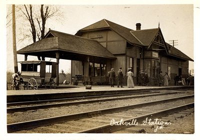 Oakville Station