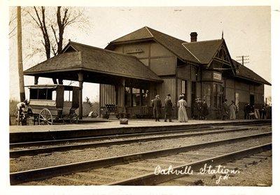 Oakville Station