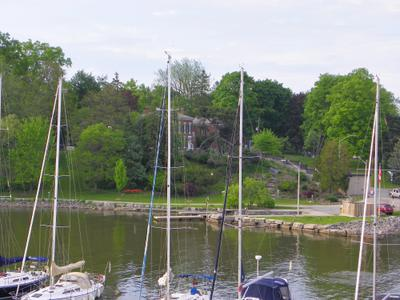 Erchless Estate Among the Boat Masts