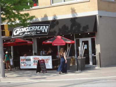 The Gingerman Social Eatery