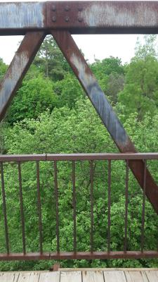 Nipegon Trail Bridge