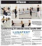Lunafest on Aug. 25 celebrates women, benfits SAVIS
