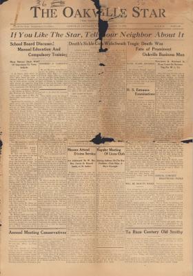 Oakville Star, 11 Jun 1936