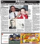 Bronte man's memoir reflects on service in Second World War