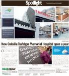 New Oakville Trafalgar Memorial Hospital open a year