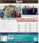 Knights of Columbus free throw competition draws kids ages 9-14