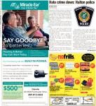 Hate crime down: Halton police