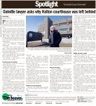 Oakville lawyer asks why Halton courthouse was left behind