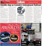 Oakville stop on Canada's Underground Railroad