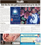 Sink One for Jake golf tournament teed up for July 20