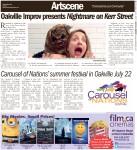 Oakville Improve presents Nightmare on Kerr Street