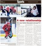 A new relationship: Kids enjoy Oakville/Attawapiskat exchange Part 1