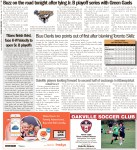 Oakville Soccer Club: Week Eight Photo Contest Winner