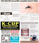 More West Nile virus-positive mosquitoes found in Halton