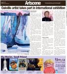 Oakville artist takes part in international exhibition
