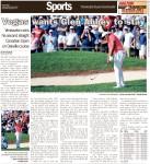 Vegas wants Glen Abbey to stay: Venezuelan wins his second straight Canadian Open on Oakville course