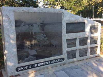 Bronte Fishermen's Memorial