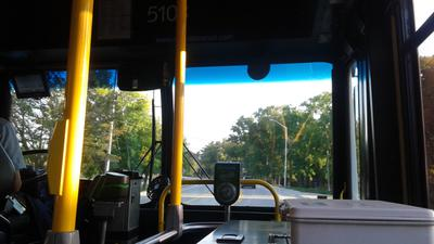 On the move with Oakville Transit