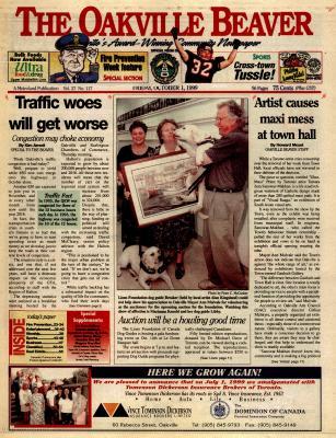 Oakville Beaver, 1 Oct 1999