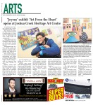 'Joyous' exhibit 'Art From the Heart' opens at Joshua Creek Heritage Art Centre