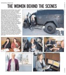 The women behind the scenes