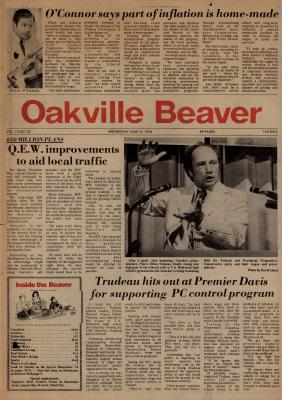 Oakville Beaver, 12 Jun 1974