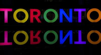 Colours of Toronto