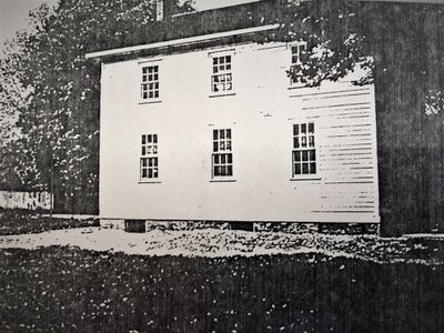 Original St. Mary's School Building