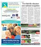 Two Oakville educators earn national recognition