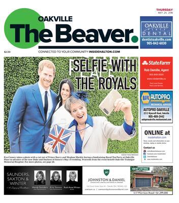 Oakville Beaver, 24 May 2018