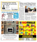 Halton council blasts Pearson reps fro overhead flight noise