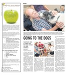 Going to the dogs: Therapeutic Paws of Canada Visit with dogs to make life more enjoyable