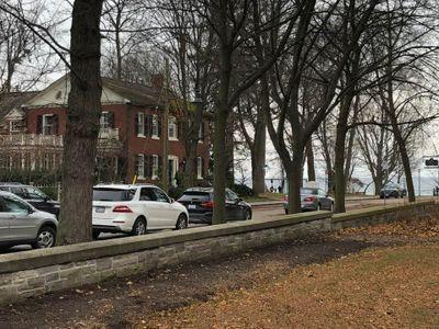 Navy Street to Lake Ontario