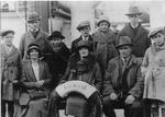 Thomas Medland Family's Arrival on Ascania in Halifax, Nova Scotia, 1927