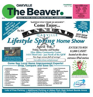 Oakville Beaver, 4 Apr 2019