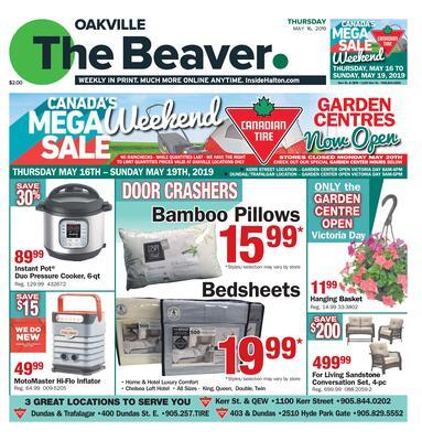 Oakville Beaver, 16 May 2019