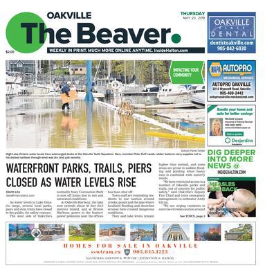Oakville Beaver, 23 May 2019