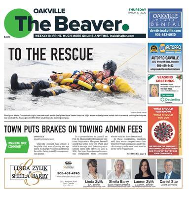 Oakville Beaver, 5 Mar 2020