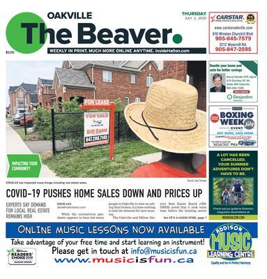 Oakville Beaver, 2 Jul 2020