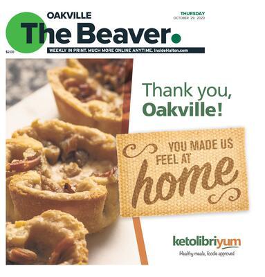 Oakville Beaver, 29 Oct 2020