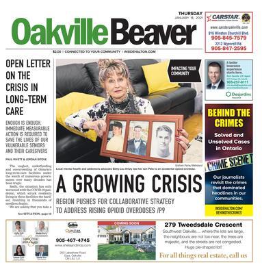 Oakville Beaver, 14 Jan 2021