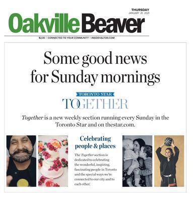 Oakville Beaver, 21 Jan 2021