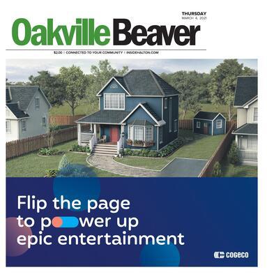 Oakville Beaver, 4 Mar 2021