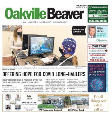 Oakville Beaver, 11 Mar 2021