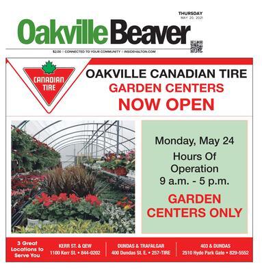 Oakville Beaver, 20 May 2021