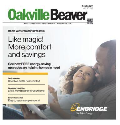 Oakville Beaver, 27 May 2021
