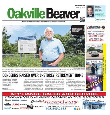 Oakville Beaver, 17 Jun 2021