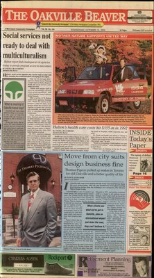 Oakville Beaver, 12 Oct 1994