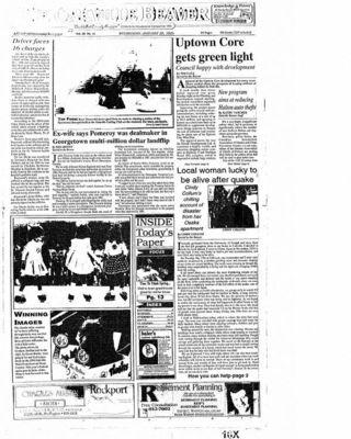 Oakville Beaver, 25 Jan 1995